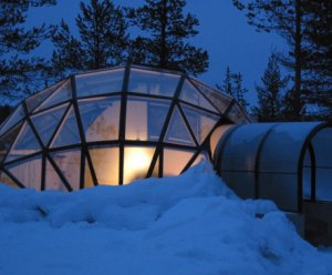 Honeymoons at Kakslauttanen Igloo Villag – Kakslauttanen Igloo Villag Honeymoons