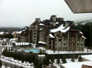 Honeymoons in Four Seasons Resort Whistler