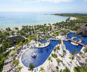 Honeymoon at Barcelo Maya Beach Resort