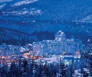 Fairmont Chateau Whistler Honeymoons
