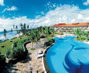 Honeymoon at Club Bentota