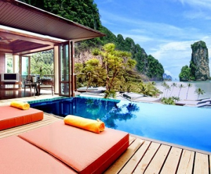 Honeymoon at Centara Grand Beach Resort & Villas Krabi