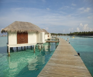 Honeymoon at Chaaya Island Resort Dhonveli