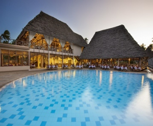 Honeymoon at Neptune Pwani Beach Resort & Spa