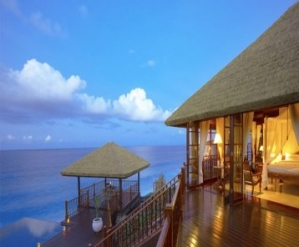 Spa and Presidential Villas at Fregate Island Private