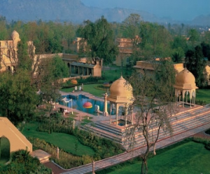 The Oberoi Rajvilas Honeymoons