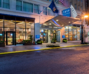 Honeymoon at TRYP By Wyndham Times Square South